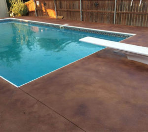 Swimming-pool-Concrete-Staining-Oakland-Florida
